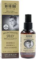 Bio for man - deodorante spray Apiarium