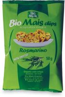 Bio mais chips al rosmarino Bio break