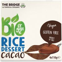 Bio rice dessert cacao The bridge