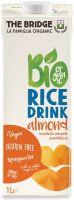 Bio rice drink mandorla The bridge