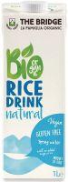 Bio rice drink naturale The bridge