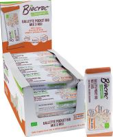 Biocroc gallette pocket mix 3 risi Biocroc