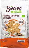 Biocroc triangoli con legumi Biocroc