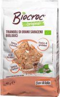 Biocroc triangoli di grano saraceno Biocroc