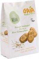Biscotti di farro e riso germogliato Gaia bioalimenti