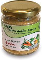 Brodo granulare vegetale Sapori dalla natura