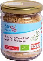 Brodo vegetale granulare Zer%lievito