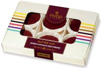 Butter cup - cremini di cioccolato fondente crudo Vivoo