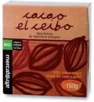 Cacao el ceibo magro in polvere Altromercato