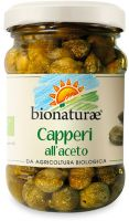 Capperi in aceto Bionaturae