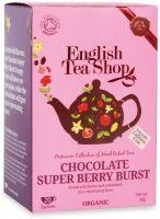 Chocolate super berry burst English tea shop