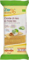 Cialde di riso e mais Zer%glutine