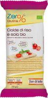 Cialde di riso e soia Zer%glutine