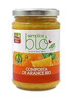 Composta di arance Semplice&bio
