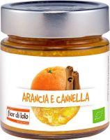 Composta di arancia e cannella Fior di loto