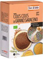 Cous cous di grano saraceno Fior di loto