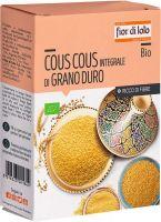Cous cous di semola di grano duro integrale Fior di loto