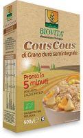 Cous-cous semi integrale Biovita