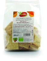 Crackers kamut 100% Vivibio