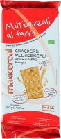 Crackers multicereali Maxicereal
