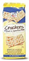 Crackers non salati in superficie La finestra sul cielo