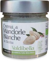 Crema di mandorle bianche Valdibella