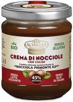 Crema di nocciole con cacao Achillea