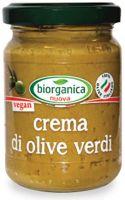 Crema di olive verdi Biorganica nuova
