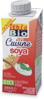 Crema di soia da cucina Isola bio