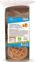 Crostatine di grano khorasan kamut all'albicocca Zer%lattosio