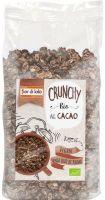 Crunchy al cacao Fior di loto