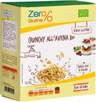 Crunchy all'avena Zer%glutine