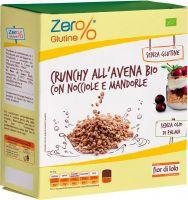 Crunchy con mandorle e nocciole Zer%glutine