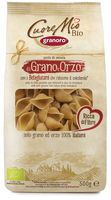 Cuoremio  conchiglie rigate grano e orzo Bio granoro