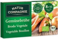Dado vegetale - senza grasso di palma Natur compagnie