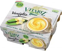 Dessert di riso alla vaniglia Vitariz