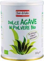 Dolce agave in polvere Fior di loto
