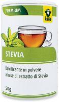 Dolcificante a base di estratto di stevia in polvere Raab