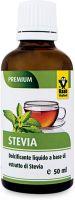 Dolcificante a base di estratto di stevia liquido Raab