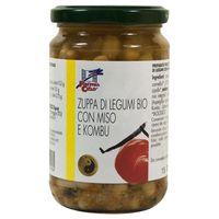 Easyveg zuppa di legumi con miso e kombu La finestra sul cielo