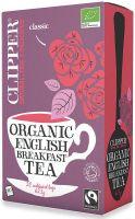 English breakfast fair trade Clipper