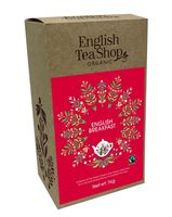 English breakfast English tea shop