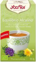 Equilibrio alcalino Yogi tea