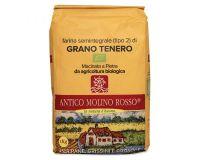 Farina di grano tenero semintegrale Antico molino rosso