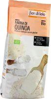 Farina di quinoa Fior di loto
