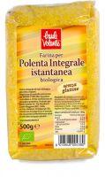 Farina per polenta integrale istantanea Baule volante
