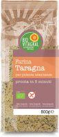 Farina per polenta taragna istantanea Biovitagral