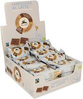 Farrociok latte - espositore Alce nero fairtrade