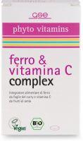 Ferro e vitamine c complex Gse