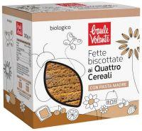 Fette biscottate ai quattro cereali Baule volante